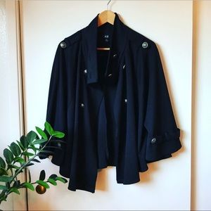 AGB Cape Style Jacket